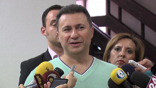 Никола Груевски