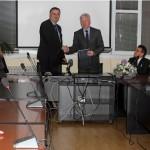 Потпишан Меморандум за соработка помеѓу Агенцијата за катастар на недвижности и Градежниот факултет