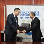 Катастар и Град Скопје