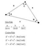 Математички основи во Геодезијата