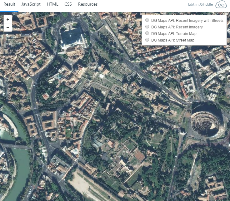 digitalglobe-maps-api