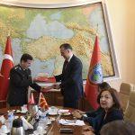 АКН: Договор за соработка во областа на картографските карти помеѓу Турција и Македонија