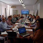 Агенцијата за Катастар на Недвижности и Комората на Геодети одржаа работен состанок