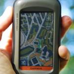 Топографски карти како позадина на Вашиот рачен GARMIN GPS навигатор