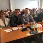 Делегацијата на Комора на Генералното Собрание на советот на геодетите на Европа и ИНТЕРГЕО